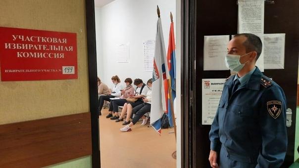 С 17 по 19 сентября 2021 года в Ленинградской области проходят выборы Депутатов Государственной Думы
