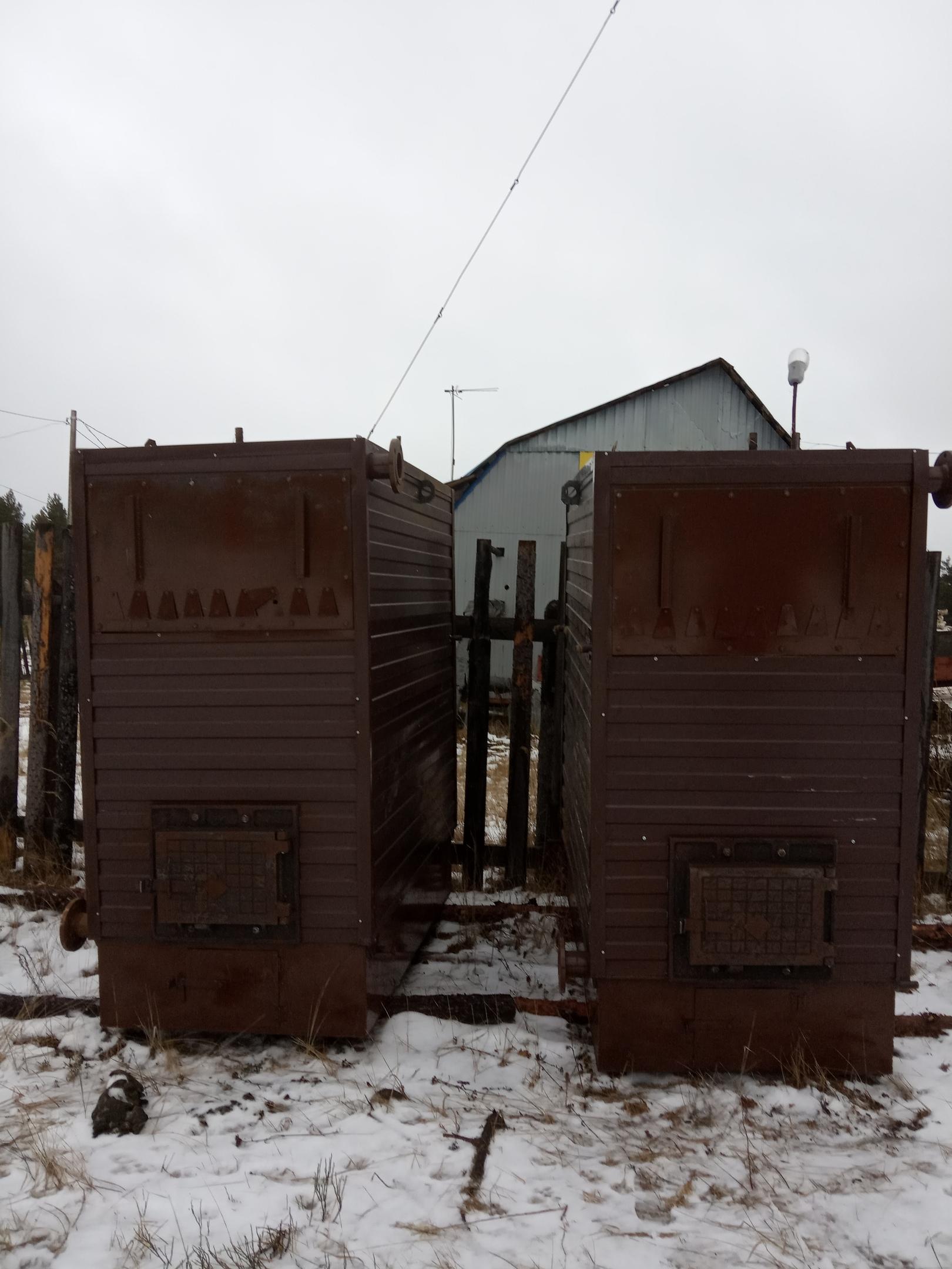 В селе Чернутьево установят новый котёл
