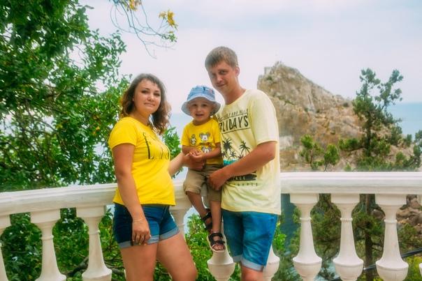 Семейная фотосессия в Симеизе. 09.19