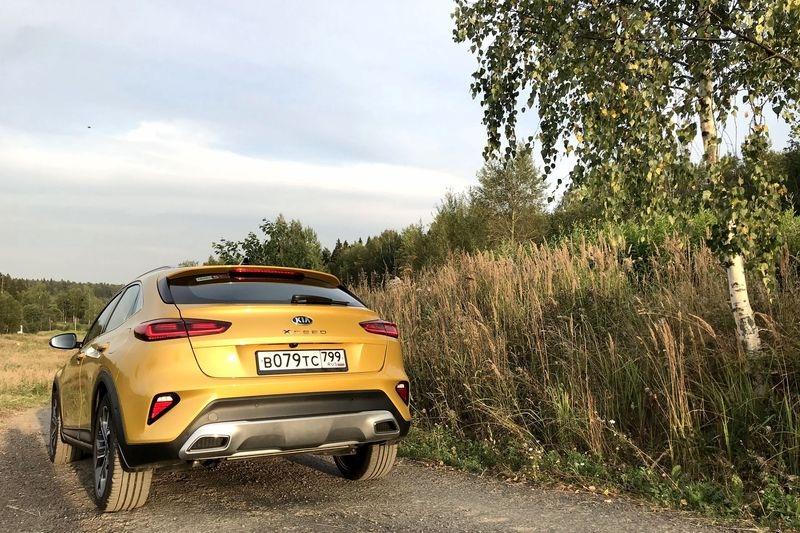 Kia XCeed: стоит ли отдавать 2 млн рублей за стильный кроссовер, изображение №16