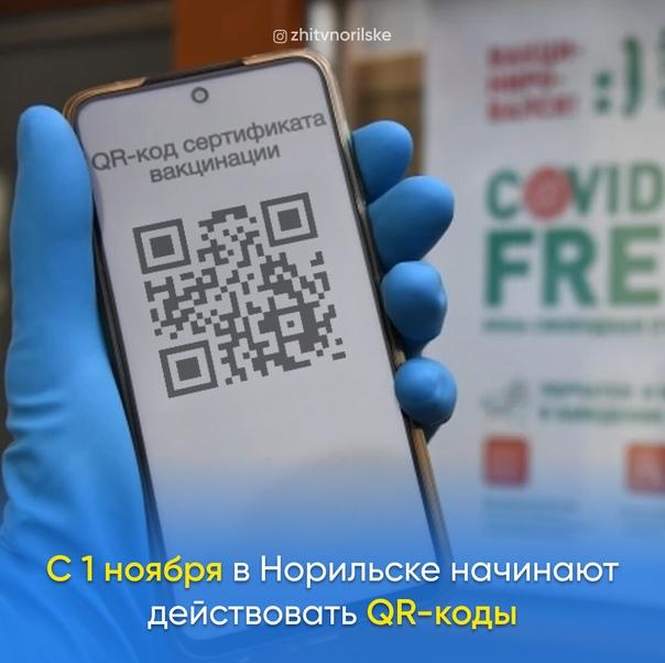 С 1 ноября в Норильске посетить кинотеатр, театр, ...