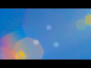 UFO Sighting: ORBS Triangle Formation & RODS! HD 1080 (Jan 7, 2014)