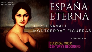 Spanish Traditional Music - Folías de España 1200-1700 (Cent. record.: Jordi Savall, Hespèrion XX)