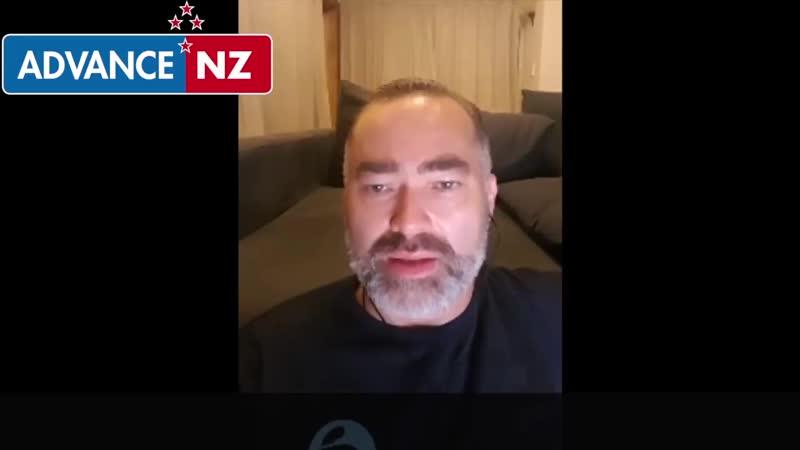 Billy Te Kahika Live Covid 19 lock down Response