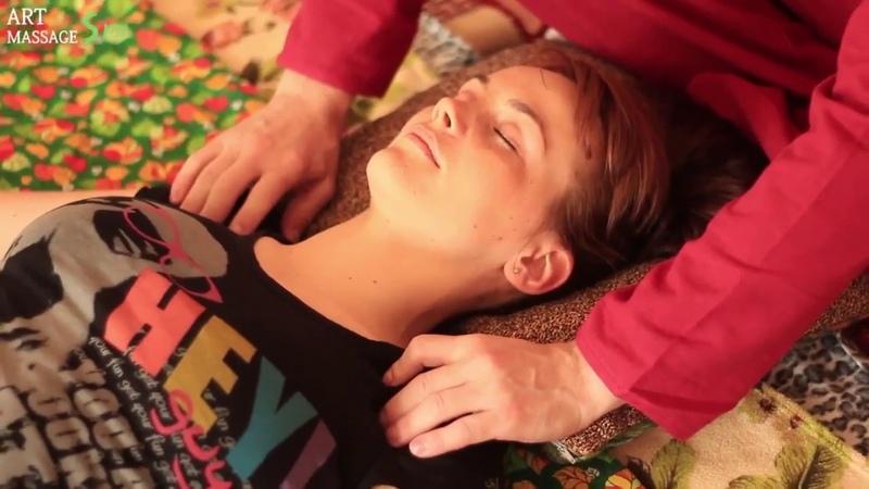 Тайский массаж Съемка 2014 года 2 часть