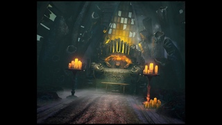 Davy Jones organ