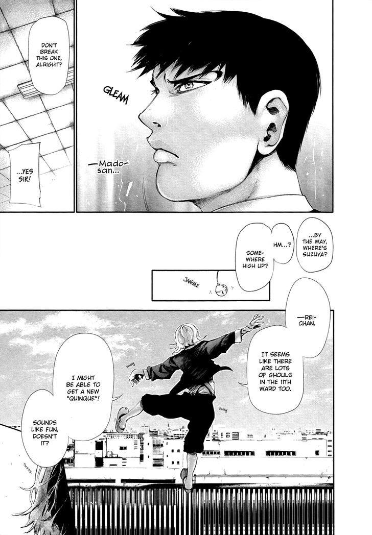 Tokyo Ghoul, Vol.6 Chapter 56 Mischief, image #7