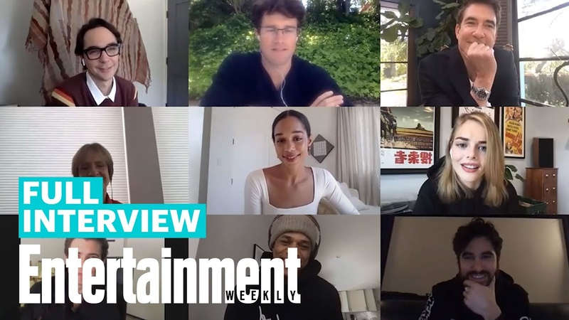 'Hollywood' Cast Jim Parsons Darren Criss Patti Lupone Laura Harrier More Entertainment Weekly