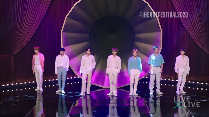 BTS 방탄소년단 Make It Right Performance Live iHearRadio Music Festival 퍼포먼스 라이브 パフォーマンスライブ