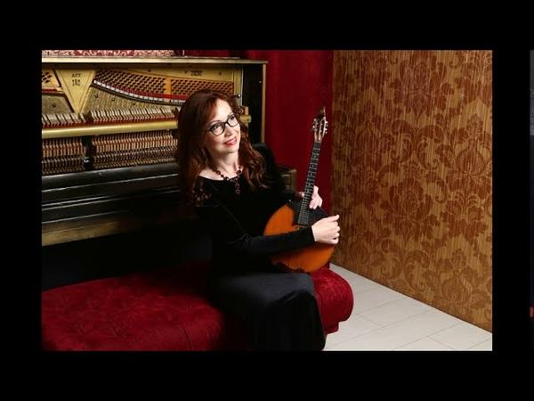 Tatiana Nenasheva domra A Vivaldi Concerto in C major Op 425 I movement