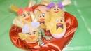 Пасхальная поделка цыплят из киндер яиц / Поделки с детьми / Hande made for Easter