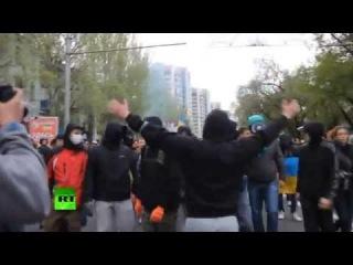 Донецк 28 апреля