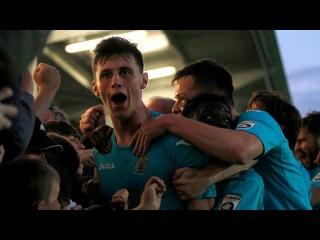 . ФК Юнайтед 1-2 Стокпорт Каунти. Обзор матча (Stockport County TV)