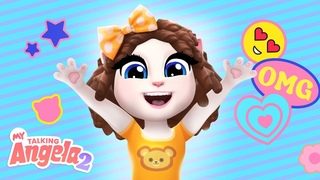 My Talking Angela 2 ✨ NEW GAME ✨ Exclusive First Look 👀