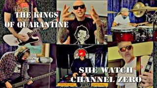 Faith No More, Cypress Hill, Beastie Boys, 311, Mastodon, Sepultura, H2O Members  - She Watch Channel Zero (Public Enemy Cover)