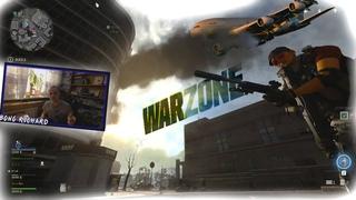 Call of Duty Warzone геймплей далеко не про 2021 Bong Richard как Учимся играть Let's Play