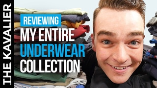 My Full Underwear Collection Reviewed! - Saxx, Mack Weldon, Sheath, Calvin Klein, Jockey and more!