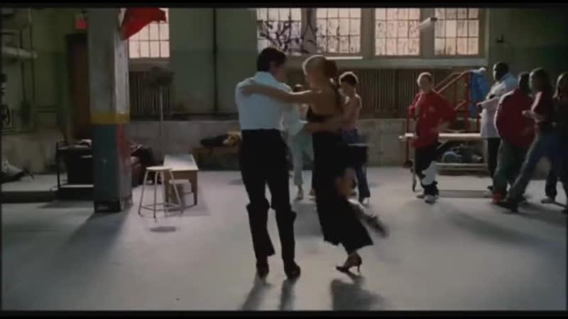 Танго из к ф Держи ритм оригинал сцена из фильма Антонио Бандерас