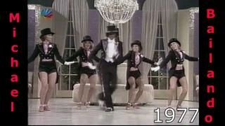 Michael Jackson. Bailando. Dance (1969-2009)