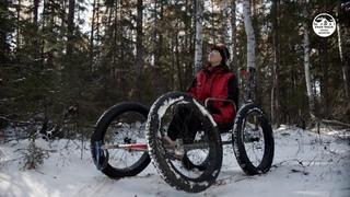 Прототип Универсального транспортного средства - трансформера для инвалидов-колясочников