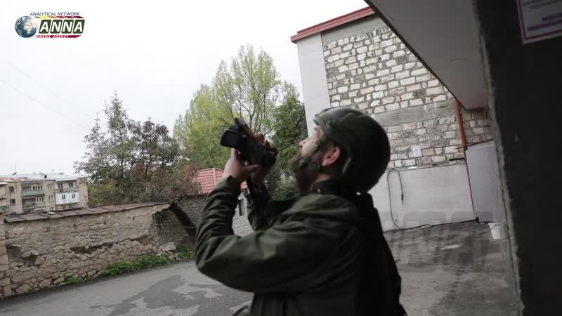 Спаслись от беспилотников в Шуши Эхо Карабаха