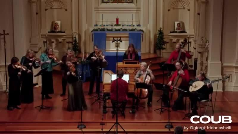 Vivaldi Four Seasons Winter complete Cynthia Freivogel Voices of Music RV 297 L'Inverno 4K