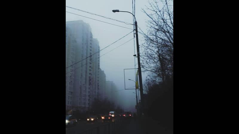 А.Otto - Gloomy City (fl12, 1st try)