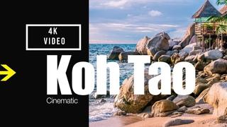Koh Tao Cinematic Travel Video | Drone 4K
