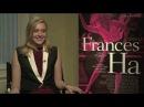 Greta Gerwig Interview - 'Frances Ha'