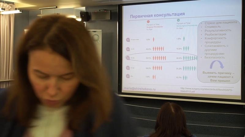 Авторский семинар Марии Ширшаковой