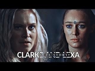 Clarke & Lexa  |  Full Story