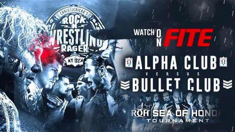 Chris Jerichos Rock Wrestling Rager At Sea 2018 (2018.11.03)