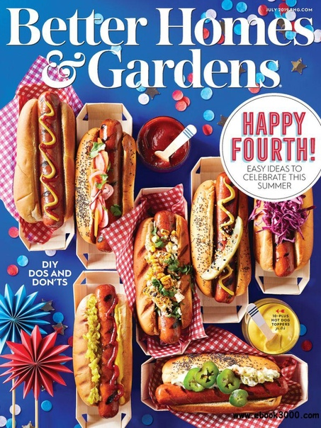 2019-07-01 Better Homes and Gardens