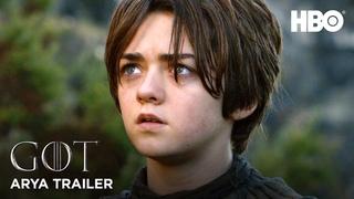 Game of Thrones   Official Arya Stark Trailer (HBO)