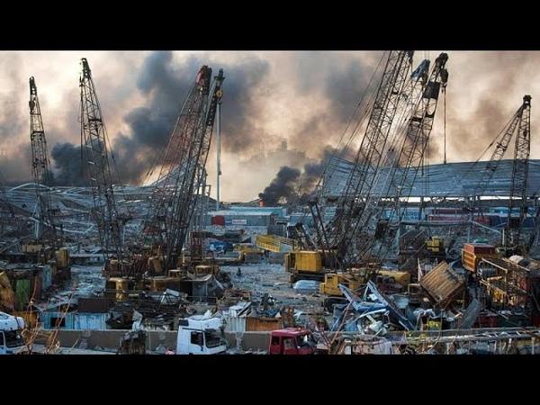 Смертоносный взрыв в Бейруте