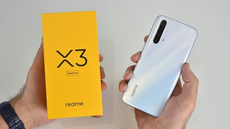 Шикарный смартфон 120 Гц и Snapdragon 855 за 30К ₽ realme X3 Superzoom Арстайл