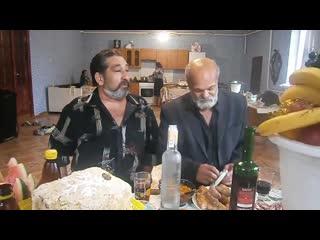 Мой отец Николай Путила и мой дорогой дядя Костя Руваскиро!!