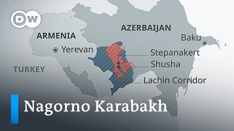Armenia begins handover of disputed territory to Azerbaijan DW News