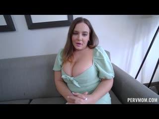 [PervMom] Natasha Nice - [2020, All Sex, Blonde, Tits Job, Big Tits, Big Areolas, Big Naturals, Blowjob]