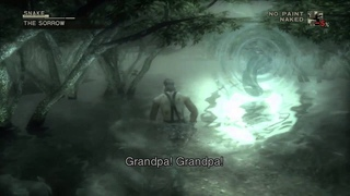 MGS3 (14/20) - Snake's escape and The Sorrow (Extreme, no kills/alerts)