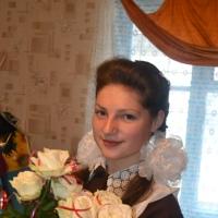 Фотография страницы Ніны Гноянець ВКонтакте