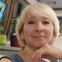 Рисунок профиля (Елена Федорова)