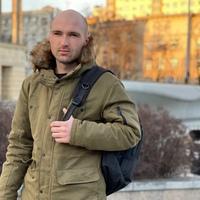 Фотография страницы Алексея Злобина ВКонтакте