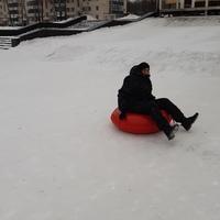 Фотография страницы Николая Ляпина ВКонтакте