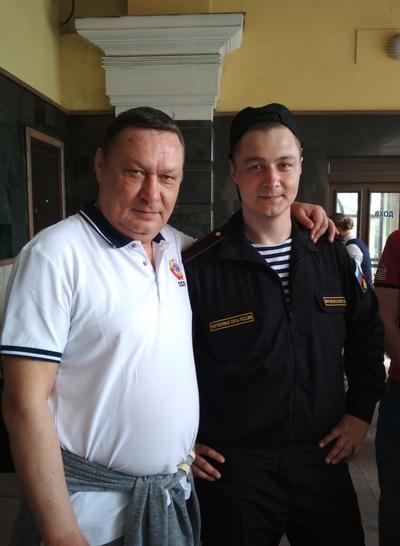 Oleg Patrashov, Krasnoyarsk