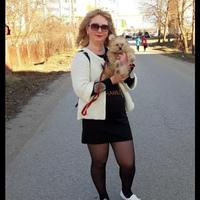Личная фотография Ольги Андюковой