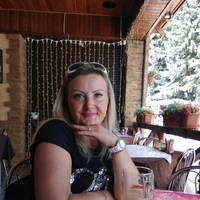 Фотография страницы Светланы Комаровой ВКонтакте