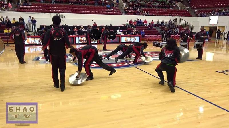 OAK PARK legion of boom halftime show at U of D Titans basketball game