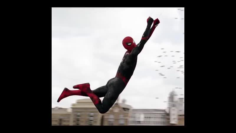 Визуальные эффекты Человека паука Вдали от дома
