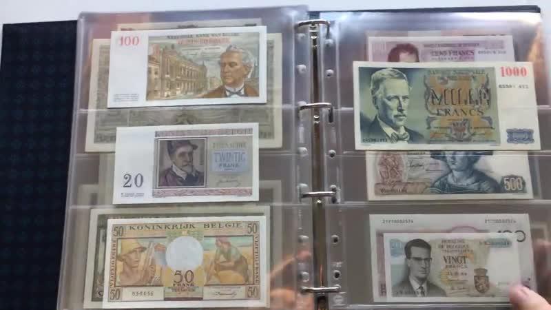 Коллекция банкнот Багамские острова Биафра